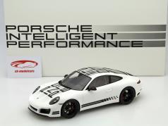 74ea8cdad8791e Porsche 911 (991) Carrera S Endurance Racing Edition 2016 blanc avec  vitrine 1