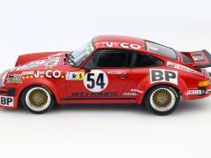 Porsche 934 #54 Class Winner 24h LeMans 1976 1:18 Minichamps
