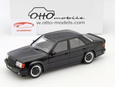Mercedes-Benz 300 E 5.6 AMG (W124) black 1:18 OttOmobile