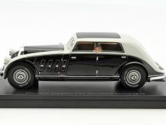 Maybach Zeppelin DS8 Stromlinie Spohn Year 1932 gray / black 1:43 Neo
