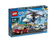 LEGO® City Rasante Verfolgungsjagd