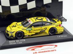 BMW M4 DTM #17 DTM 2014 Timo Glock 1:43 Minichamps