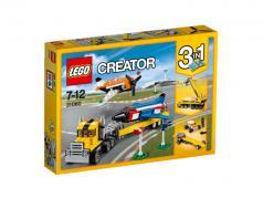 LEGO® Creator Flugschau-Attraktionen