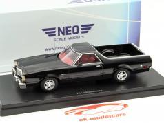 Ford Ranchero black 1:43 Neo