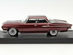 Dodge Dart Phoenix dark red metallic 1:43 Neo