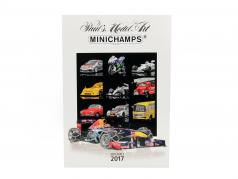 Minichamps katalog Edition 1 2017