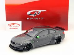 BMW M3 (E92) LB Performance year 2012 gray 1:18 GT-SPIRIT
