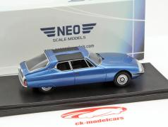 Citroen SM Espace year 1971 blue 1:43 Neo