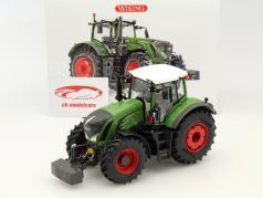 Fendt 939 Vario tractor green 1:32 Wiking