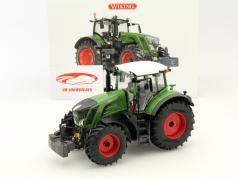 Fendt 828 Vario trattore verde 1:32 Wiking