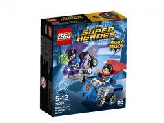 LEGO® DC Comics Super Heroes Mighty Micros: Superman™ vs. Bizarro™