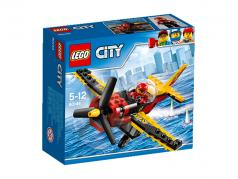 LEGO® City Rennflugzeug