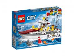 LEGO® City Angelyacht
