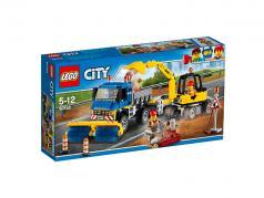 LEGO® City Straßenreiniger und Bagger