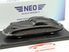 Phantom Corsair year 1938 black 1:43 Neo