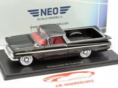 Chevrolet El Camino black 1:43 Neo