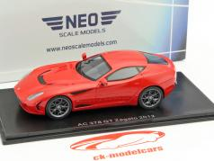 AC 378 GT Zagato year 2012 red 1:43 Neo