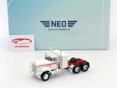 Dodge CNT 950 Bighorn year 1974 white / red 1:43 Neo