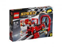LEGO® Speed Champions Ferrari FXX K & Entwicklungszentrum