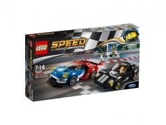 LEGO® Speed Champions 2016 Ford GT & 1966 Ford GT40
