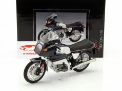 BMW R 100 RS dark blue / silver 1:10 Schuco
