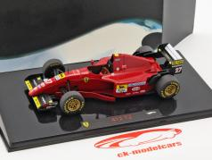 Jean Alesi Ferrari 412T2 #27 Formel 1 1995 1:43 HotWheels Elite