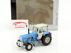 Fortschritt ZT 300 trattore blu / grigio 1:32 Schuco