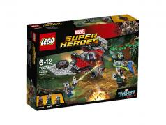 LEGO® Marvel Super Heroes Ravager-Attacke