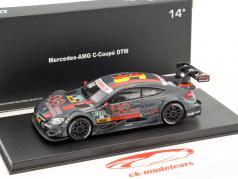 Mercedes-Benz AMG C63 DTM #84 DTM 2016 Maximilian Götz 1:43 RMZ