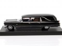 Cadillac Series 62 Miller Meteor Hearse black 1:43 Neo