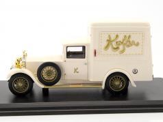 Rolls-Royce Twenty Park Ward Delivery van year 1928 white 1:43 Neo