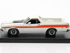 Ford Ranchero GT white / orange 1:43 Neo