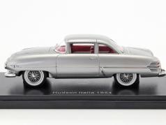 Hudson Italia year 1954 silver 1:43 Neo