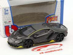Lamborghini Centenario LP 770-4 year 2016 dark gray 1:43 Bburago