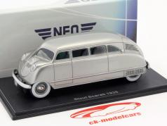 Stout Scarab year 1935 silver 1:43 Neo