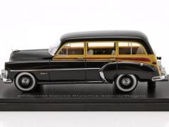 Chevrolet Deluxe Styleline Station Wagon black 1:43 Neo