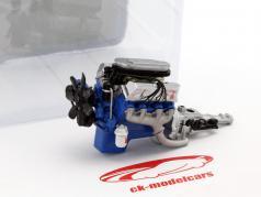 Ford 427R Drag Engine 1:18 GMP