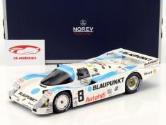 Porsche 962C #8 3rd 24h LeMans 1988 Dickens, Winter, Jelinski 1:18 Norev