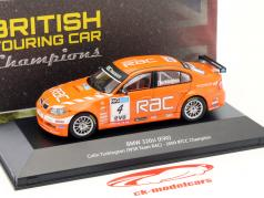 Colin Turkington BMW 320si (E90) #4 BTCC Champion 2009 1:43 Atlas
