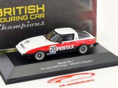 Win Percy Mazda RX-7 #20 BTCC Champion 1980 1:43 Atlas
