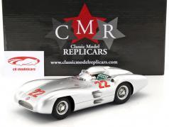 Mercedes-Benz W196 #22 France GP formula 1 1954 Herrmann 1:18 CMR
