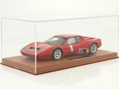 Ferrari 365 GT4 BB #1 24h Daytona 1975 Ballot-Lena, Cudini With Showcase 1:18 BBR