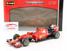 Sebastian Vettel Ferrari SF15-T #5 Formule 1 2015 1:18 Bburago