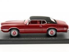 Ford Thunderbird 2-Door Landau Construction year 1970 dark red / black 1:43 Neo