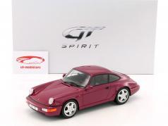 Porsche 911 (964) Carrera RS rubin red 1:18 GT-Spirit