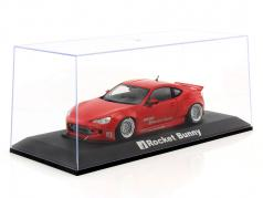 Showcase Rocket Bunny for model cars in the scale 1:18 black AUTOart