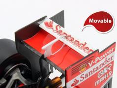 Sebastian Vettel Ferrari SF16-H #5 GP Italie formule 1 2016 1:18 BBR
