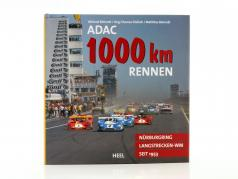 Book: ADAC 1000km races Nuerburgring long-race world championsship since 1953