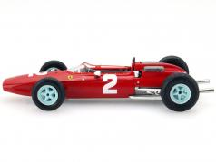 J. Surtees Ferrari 158 #2 World Champion GP Italy Formula 1 1964 1:43 Ixo