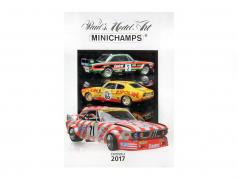 Minichamps katalog Edition 2 2017